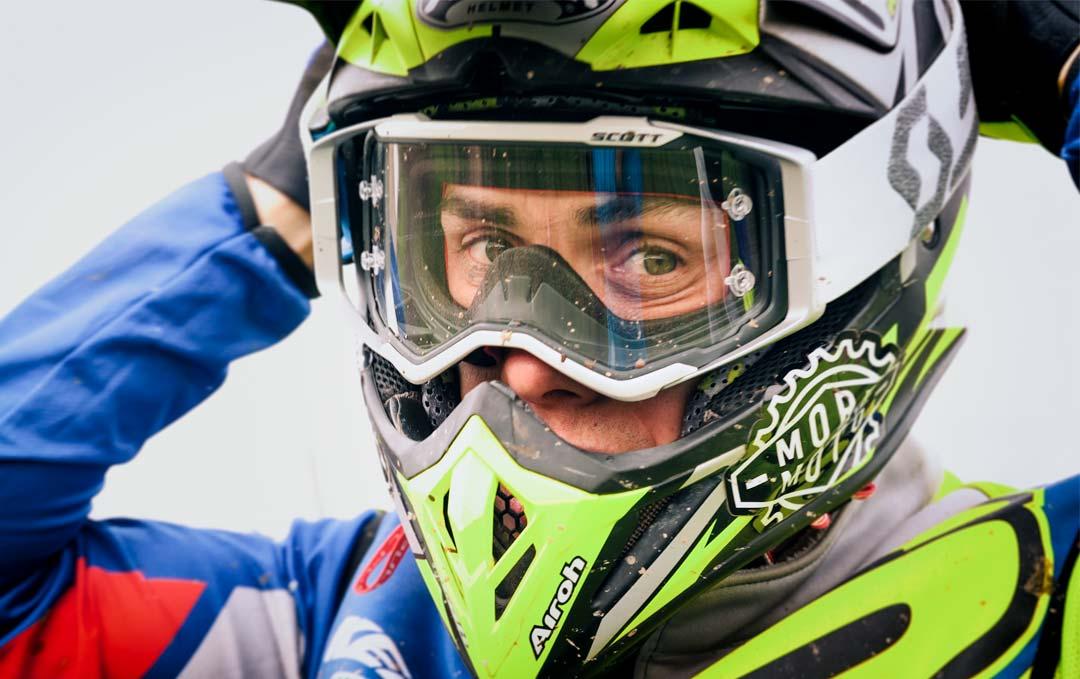 Mario Román, Sherco Extreme Enduro Rider