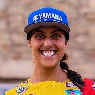 Sara Garcia, Rally Dakar rider