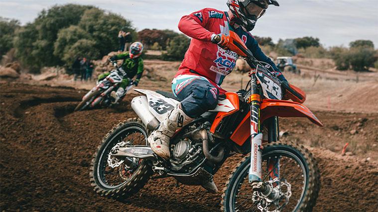 resistencia para motocross