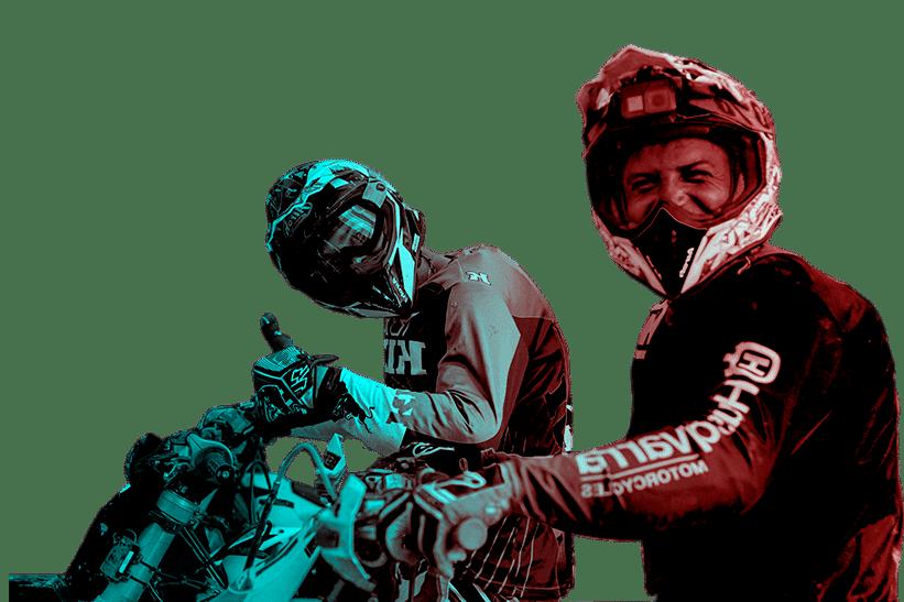 riders amateur metodo entrenamiento moto powering offroad