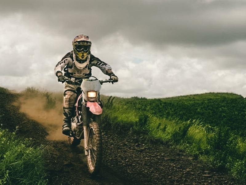off road trails