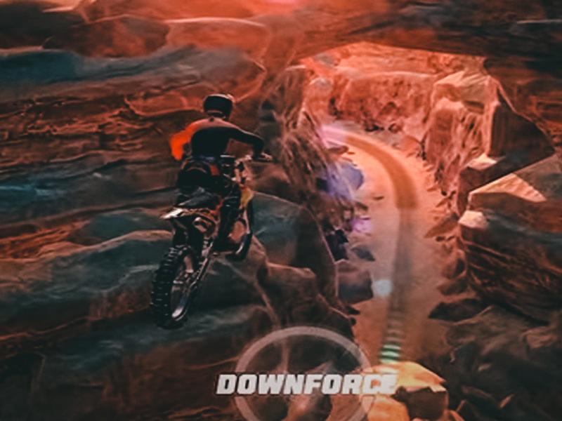 App de juegos de motocross