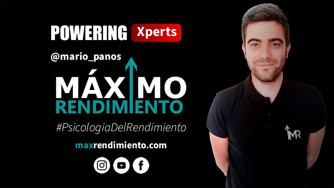 Mario Paños maximo rendimiento colaboradores powering offroad