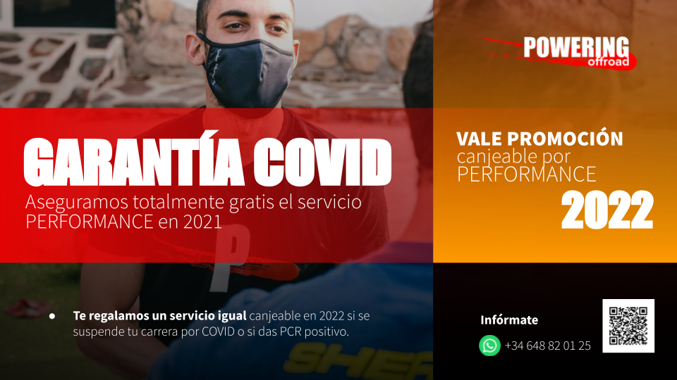 hacer deporte coronavirus carreras enduro y motocross garantia covid poweringoffroad
