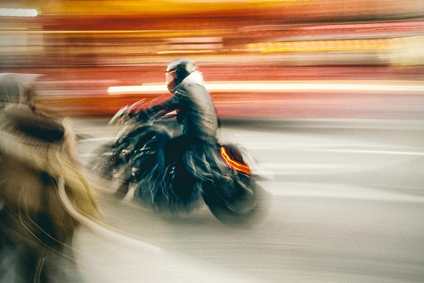 que hacer moto robada powering offroad