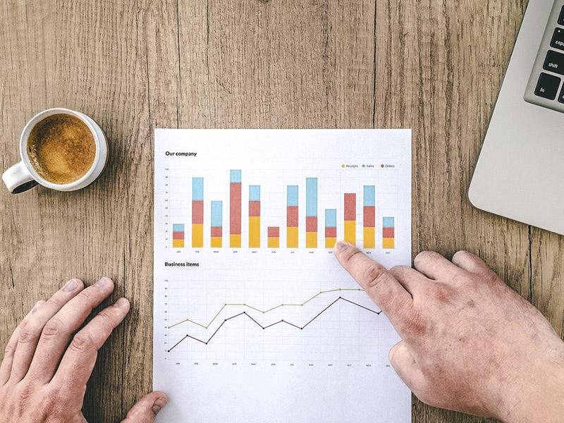 Estadísticas de performance- Financiación para startup